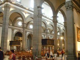 Basilica San Lorenzo de Florencia