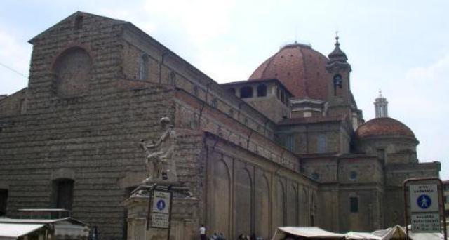 Basilica de San Lorenzo de Florencia