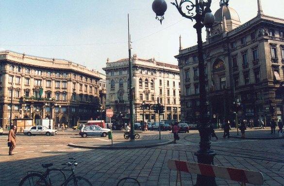 Plaza Cordusio