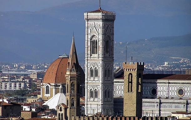 Torre campanaria de Giotto