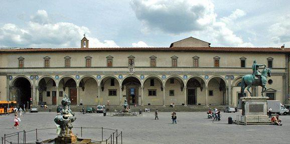 Hospital de los Inocentes de Florencia