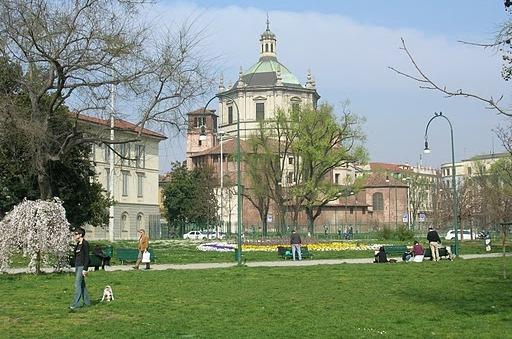 Parque de las Basílicas