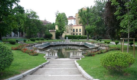 Jardines de Guastalla