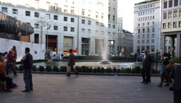 Plaza San Babila