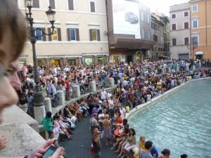 Roma es la ciudad más poblada de Italia.
