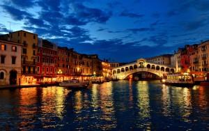 Venecia: sitios turísticos de Italia.