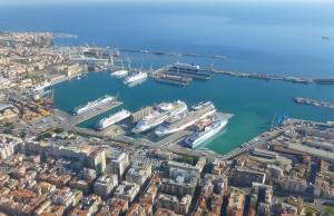 Transporte fluvial en Italia