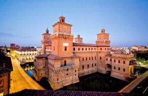 Castillos en el norte de Italia