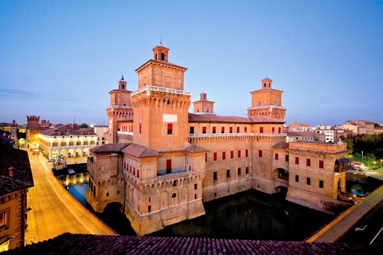 castillos en el norte de italia viajar a italia