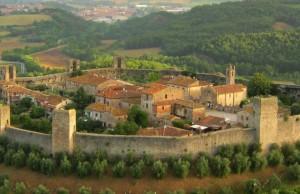 Castillos en el centro de Italia
