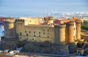 Castillos en el sur de Italia