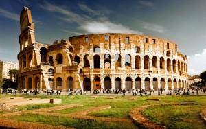 Disfruta de la agradable temperatura de Roma en Verano.