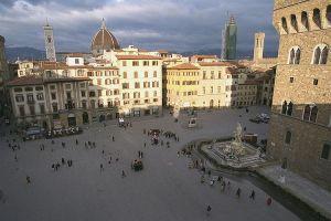 Plaza de la Señoría