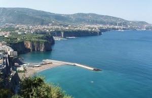 Costa de Amalfi y la Bahía de Nápoles