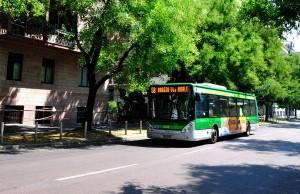 Ese autobús de Milán…