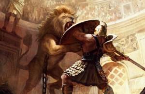 Yo quiero ser gladiador