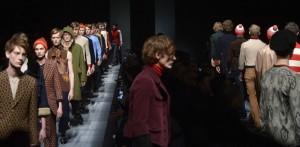 La semana de la moda en Milán- Hombres