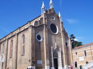 Basílica-de-Santa-María-dei-Frari-Venecia