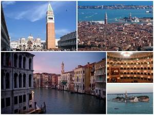 Collage de Venecia
