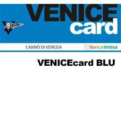 Venice Card Blu