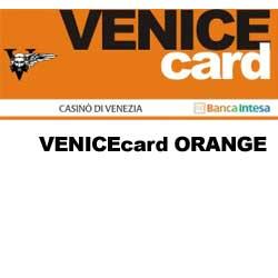 Venice Card Orange