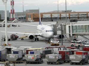 Aeropuerto Marco Polo de Venecia.
