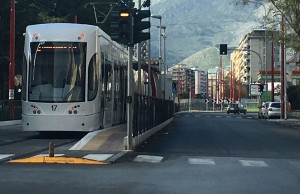 Transporte en Palermo