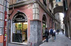 Restaurantes en Génova