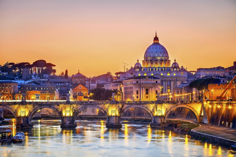 Sitios turísticos en Italia - Viajar a Italia