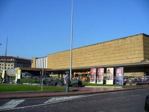 Estación de Florencia Santa María Novella