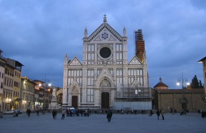 Plaza Santa Croce