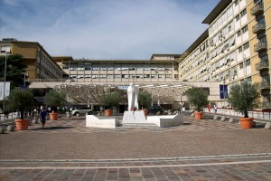 Policlinico Gemelli de Roma