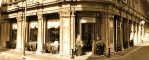 Exteriores del Bar Victoria Café de Mihttp://www.tamilano.com/en/opening-soon-first-ta-store/cafe-dove-sorgera-il-punto-vendita-ristorante-pasticceria/lano.