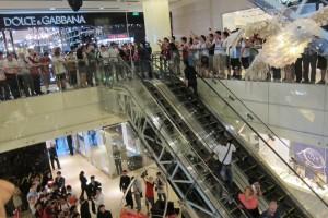 Tienda Dolce & Gabbana en Milán.