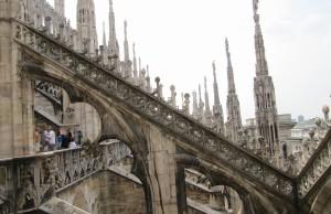 Iglesias en Milán
