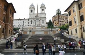 Plazas en Roma