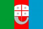 Bandera de Liguria
