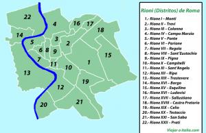 Rioni de Roma