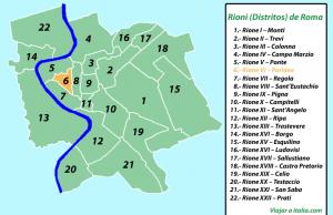 Rione VI – Parione