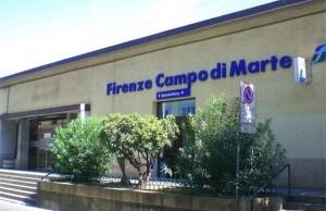 Trenes en Florencia