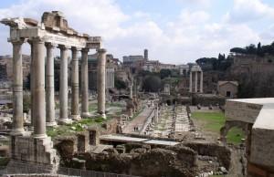 Sitios turísticos en Roma