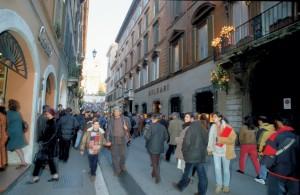 Vía Condotti - Roma