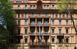 Ambasciatori Palace Hotel ***** en Roma