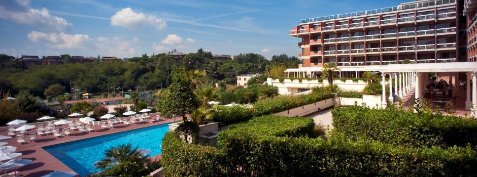 Hotel Ata Villa Phamphili Roma