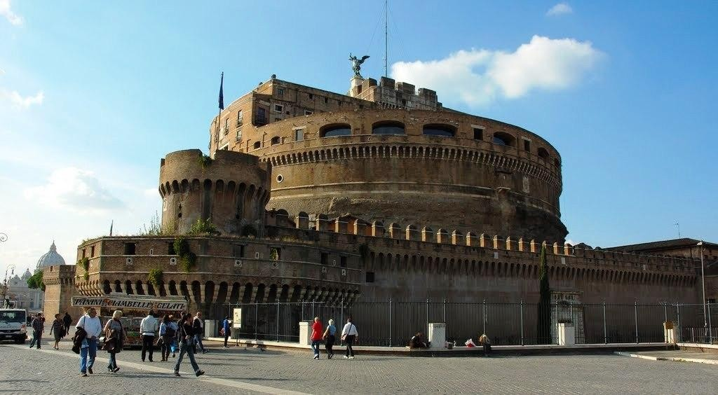 Castillo Sant Angelo Viajar A Italia