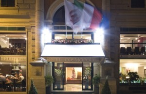 Cosmopolita Hotel **** en Roma