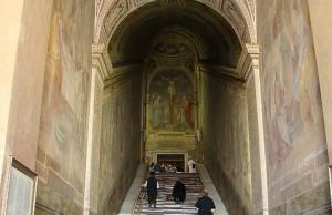 Escalera Santa