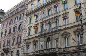 Hotel Artemide en Roma