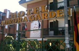 Hotel Aurora Garden *** en Roma