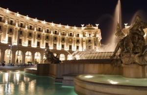 Hotel Exedra, A Boscolo Luxury Hotel ***** en Roma
